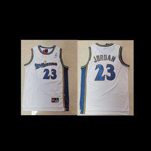 Washington Wizards Michael Jordan  White Jersey
